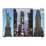 Mini regalo del recuerdo de Nueva York del caso de iPad Mini Fundas