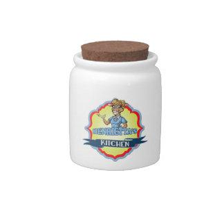 Mini Retro Candy Jar | Qwiznibet.com