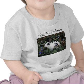 Mini Rex en la camisa/niños del bebé