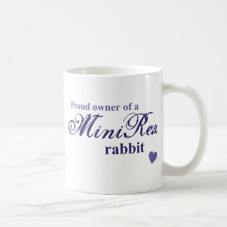 Mini Rex rabbit Coffee Mug