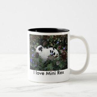 Mini Rex Two-Tone Coffee Mug