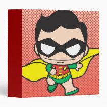 justice leauge, super hero, batman, robin, superman, cyborg, joker, chibi, japanese, toy, dc comics, comic book, Binder with custom graphic design
