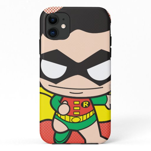 Mini Robin iPhone 11 Case