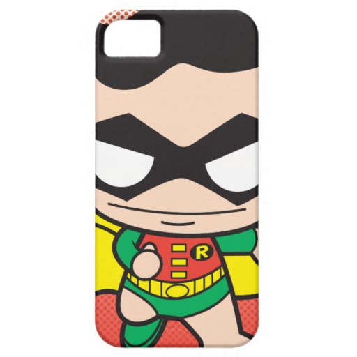 Mini Robin iPhone SE/5/5s Case