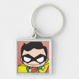 Mini Robin Keychain