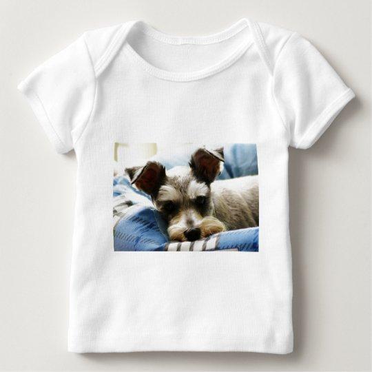 Mini Schnauzer Baby T-Shirt