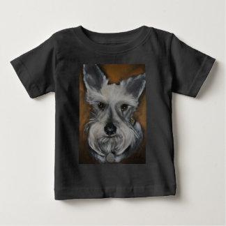 Mini Schnauzer Design No.2 Infant T-shirt