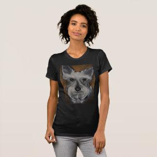 Mini Schnauzer Design No.2 T-shirt