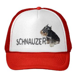 Mini Schnauzer Trucker Hat