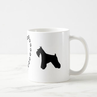Mini Schnauzer Love Coffee Mug
