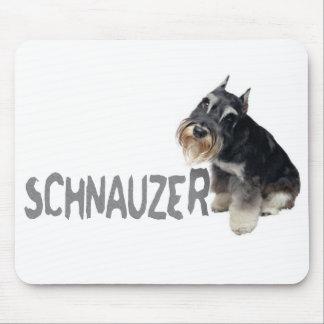 Mini Schnauzer Mouse Pad