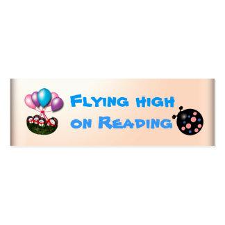 Mini señales tarjetas de visita mini