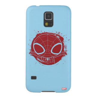 Mini Spider-Man Grunge Graphic Galaxy S5 Cover