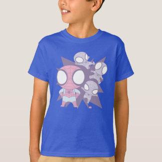 Mini Spider-Man Poses T-Shirt