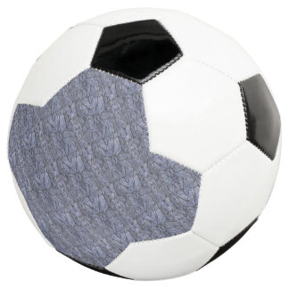 Mini Stone Tiles by Kenneth Yoncich Soccer Ball