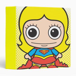 """Mini Supergirl Carpeta 1 1/2"""""""