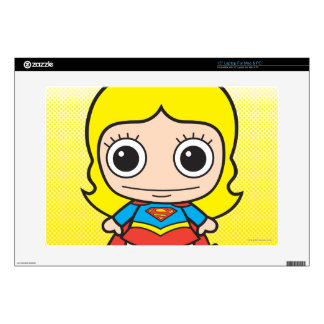 Mini Supergirl Decals For Laptops