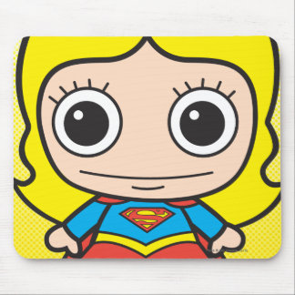 Mini Supergirl Mouse Pad