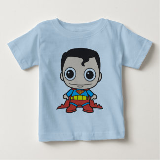 Mini Superman Baby T-Shirt
