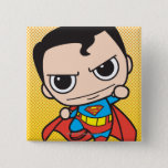 Mini Superman Flying Button