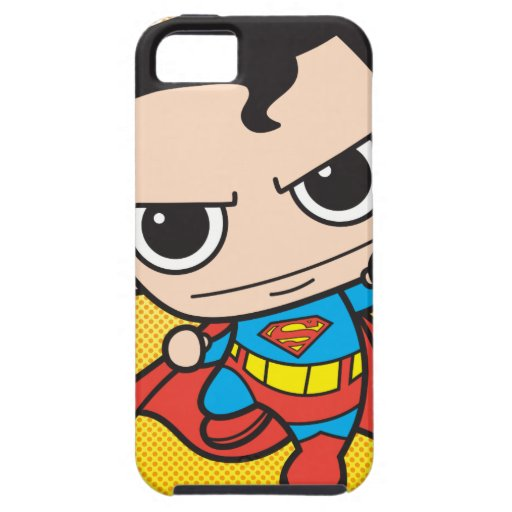 Mini Superman Flying iPhone SE/5/5s Case