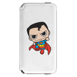 Mini Superman Flying iPhone 6/6s Wallet Case