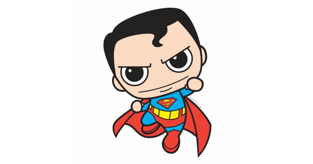 Mini Superman Flying Statuette Zazzle Com