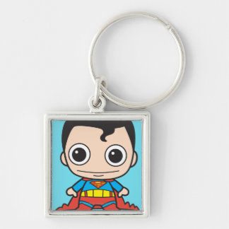 Mini Superman Keychain