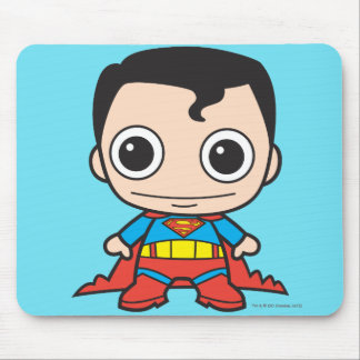 Mini Superman Mouse Pad