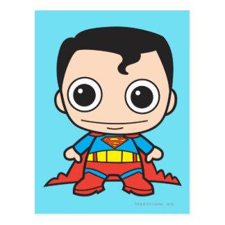 Mini Superman Postcard