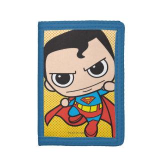 Mini Superman Trifold Wallet