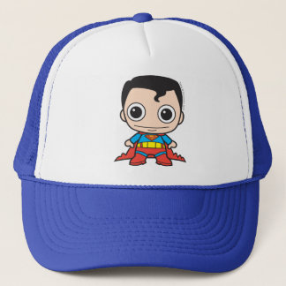 Mini Superman Trucker Hat