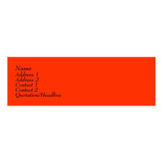 Mini tarjetas de Buisiness Plantillas De Tarjeta De Negocio