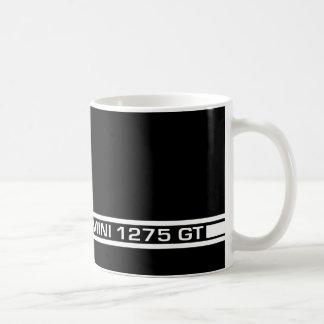 Mini taza británica de la raya del socio de un