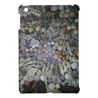 mini tema de la cáscara del mar del ipad