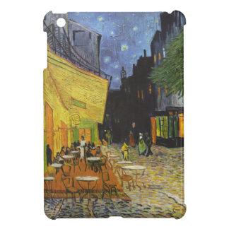 mini terraza del café de Van Gogh del caso del