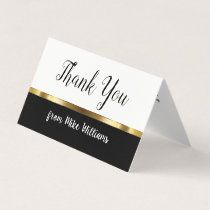 Mini Thank You Notes