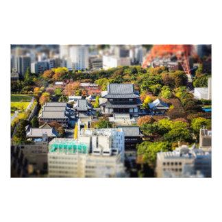 Mini Tokyo Photo Print