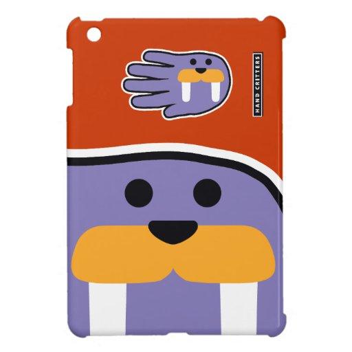 Mini Walrus iPad Mini Covers