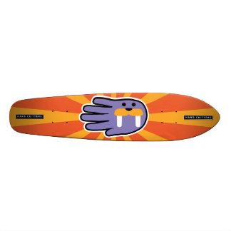 Mini Walrus Tusks Skateboard