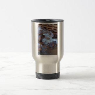 Mini Water Cascade Travel Mug