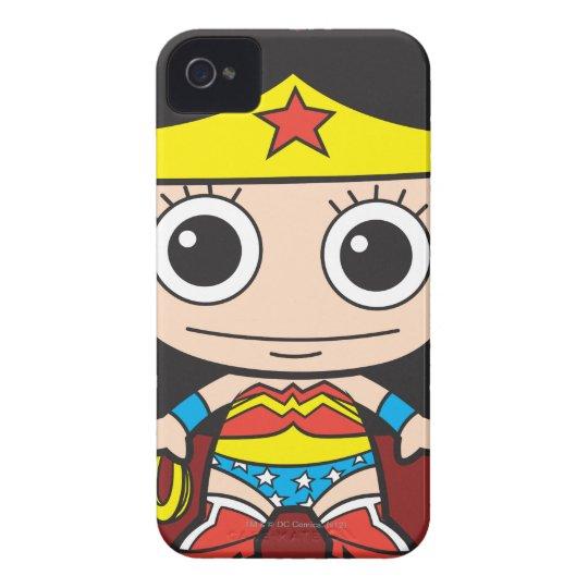 Mini Wonder Woman iPhone 4 Case-Mate Case