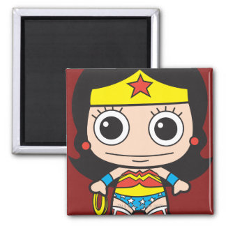 Mini Wonder Woman Magnet