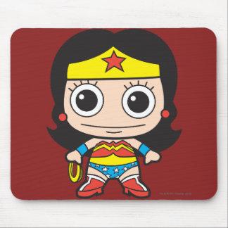 Mini Wonder Woman Mouse Pad
