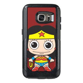 Mini Wonder Woman OtterBox Samsung Galaxy S7 Case