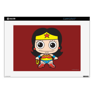 Mini Wonder Woman Skin For Laptop