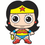"Mini Wonder Woman Statuette<br><div class=""desc"">Japanese Toy Wonder Woman</div>"