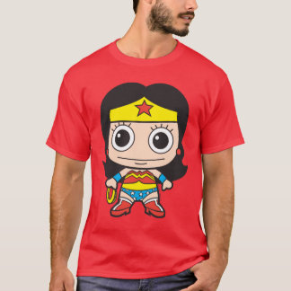 Mini Wonder Woman T-Shirt