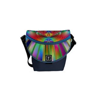 mini zero rickshaw messenger bag