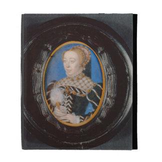 Miniatura de Catherine de Medici, c.1555 (w/c en v